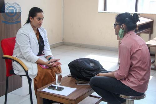 Campus Placement Drive of Medanta Hospital
